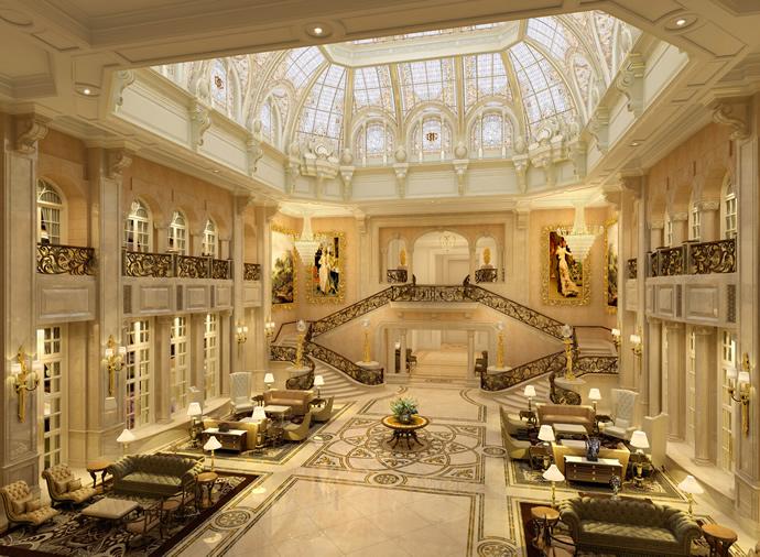 castle-lobby