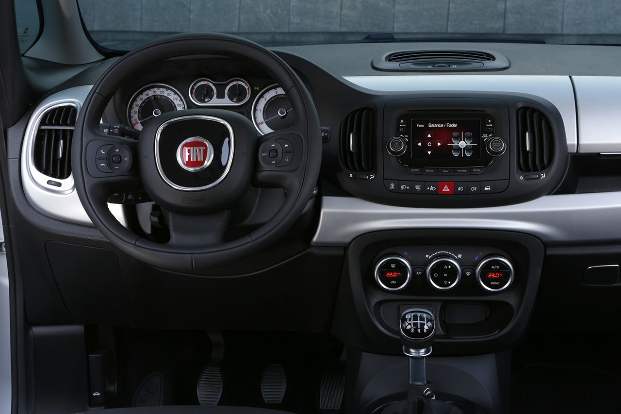 Fiat Announces 500l Beats Edition With Upgraded Audio