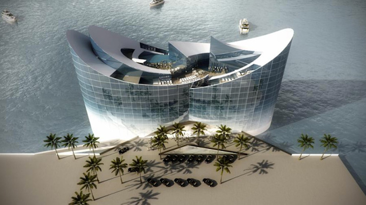 Soccer fans can expect to float as qatar comes up with for Architecture firms in qatar
