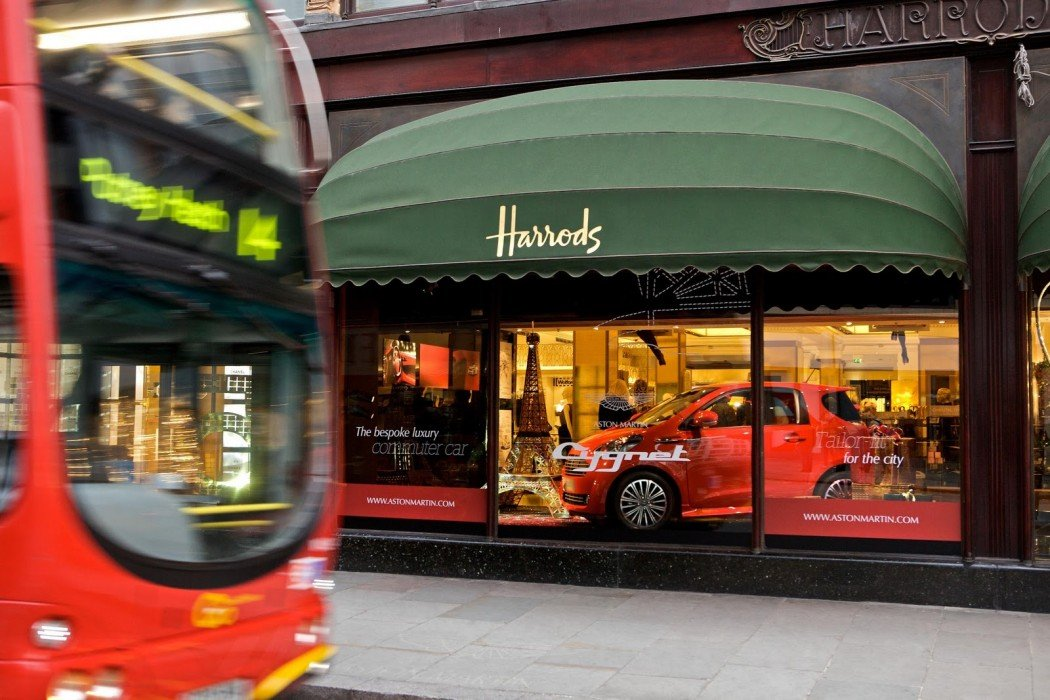 Soon There Might Be A Harrods Store In New York Paris