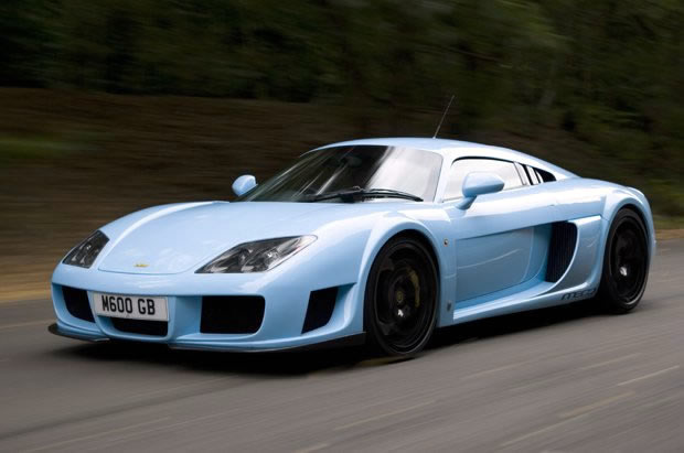 10 Fastest Street Legal Production Cars In The World