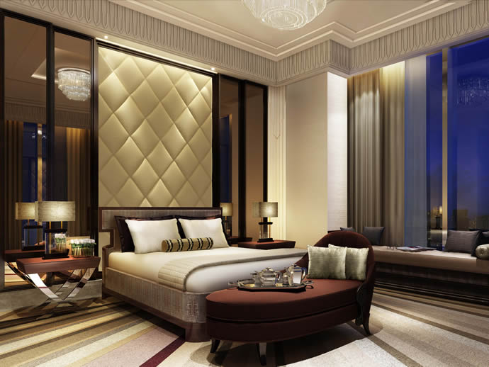 The 11 most anticipated luxury hotel openings across asia for Bedroom designs mumbai