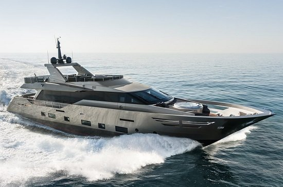 Luxury Yacht Zahraa is the mother lode of all stylish cruisers
