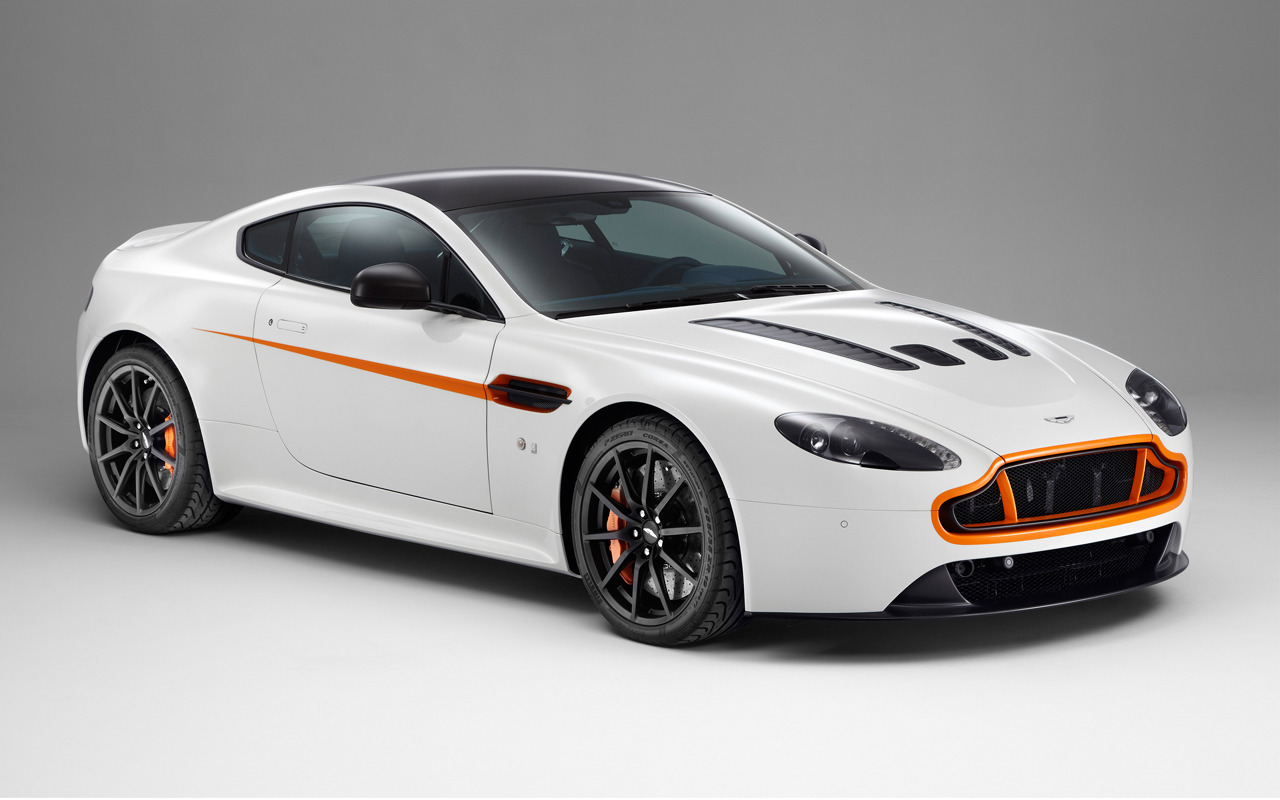 Aston Martin Shows Off Bespoke V12 Vantage S Amp Vanquish