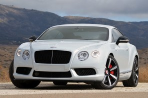 Bentley to add an affordable model to the range by 2020