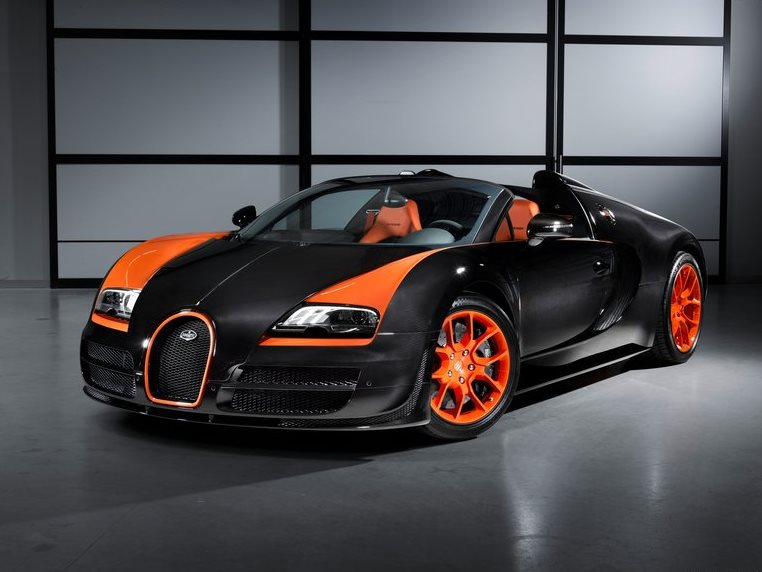 Bugatti launches certified pre-owned program for Veyron's second owners -
