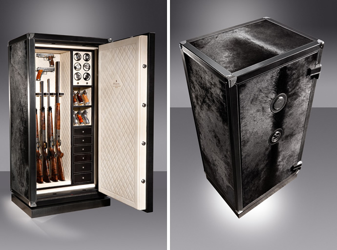 The New Liberty Gun Safe By D 246 Ttling Is The Humidor Toting
