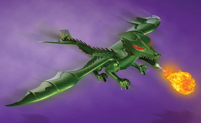 Flying Car For Sale >> The ultimate boy toy - A remote controlled flying dragon ...