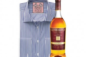 Glenmorangie Single Malt Whisky and luxury shirt brand Thomas Pink unite to create perfect pairings