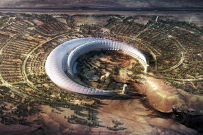 The world's largest indoor and temperature controlled garden is coming up in Riyadh, Saudi Arabia