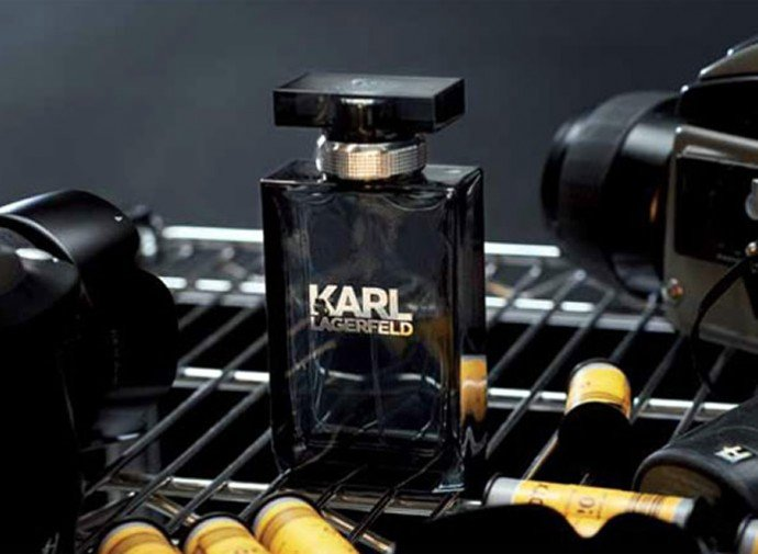 Karl Lagerfeld debuts two fragrances; a fashion first with InterParfums