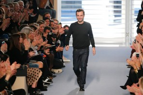Nicolas Ghesquière's debut collection for Louis Vuitton overpowers fashion-show goers