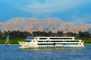 The Oberoi Zahra, Luxury Nile Cruiser will take you on a memorable sail along the world's longest river