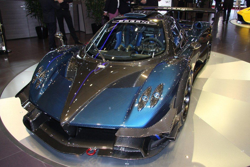 Unveiled By Pagani For 3 Million This Final Zonda Is The Most Insane Ever Luxurylaunches