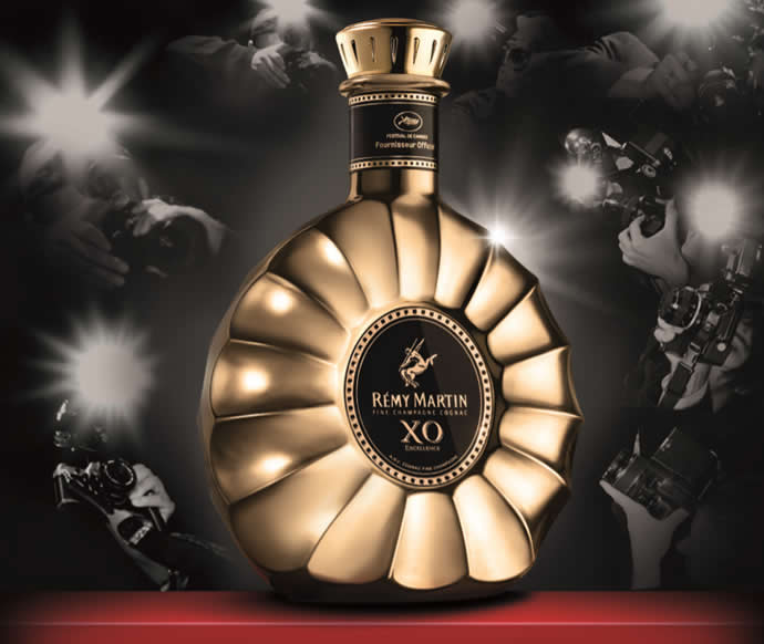 Remy Martin Xo Excellence Decanter Is Exclusively Made For