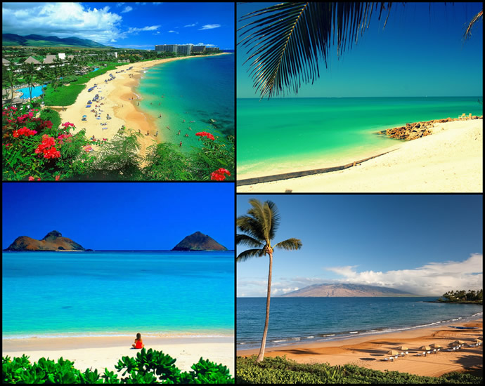America 39 s top 10 beaches of 2014 for Nice beaches in usa