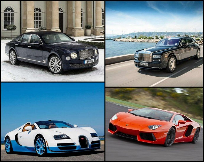 World's top 5 luxury cars with the worst gas mileage