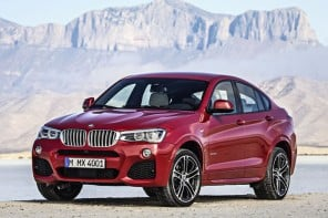 2015 BMW X4 crossover is the affordable X6