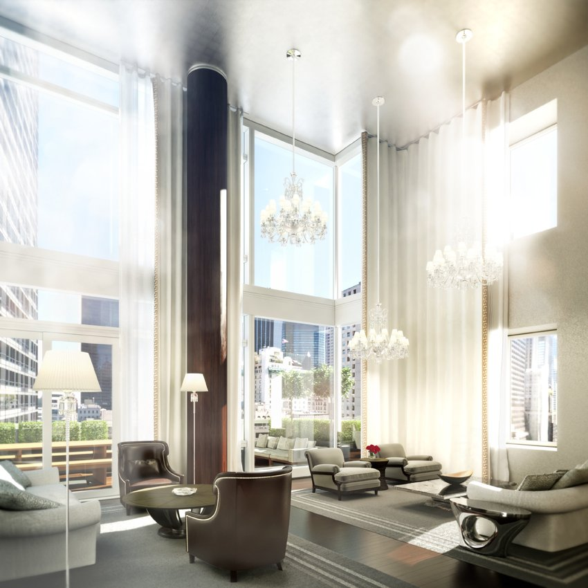Step Inside The Opulent 60 Million Baccarat Penthouse At