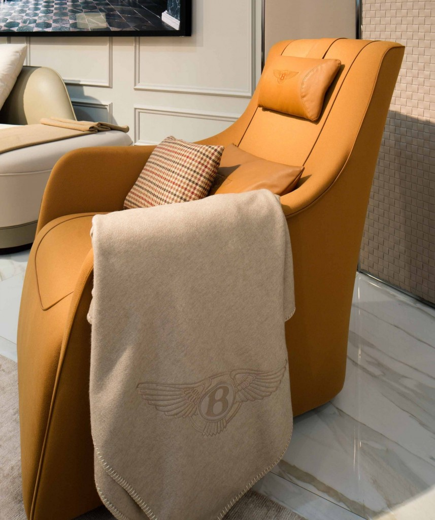 Bentley's Stunning New Home Collection Unveiled At Salon