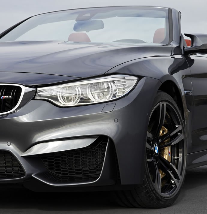 2015 BMW M4 Convertible BMW Unveiled
