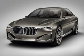 BMW Vision Future Luxury Concept unveiled, could it be the highly anticipated 9-Series?