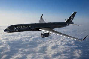 Four Seasons takes its hospitality to the skies with fully branded private jet and Around the World itineraries