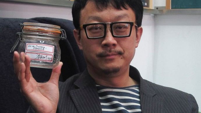 A can of fresh French air sells for $900 in China