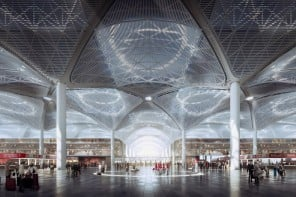 This is how the world's largest airport terminal in Istanbul will look like