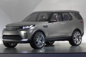 Land Rover Discovery Vision Concept offers a glimpse of a tech infused future