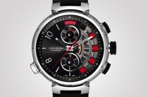 Louis Vuitton Spin Time Regatta watch titanium edition launched