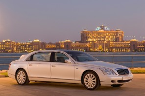 Daimler to revive the Maybach name in November with a range-topping Mercedes S-Class