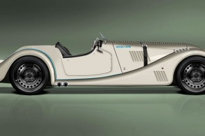Morgan introduces a limited edition Plus 8 speedster priced at $120k