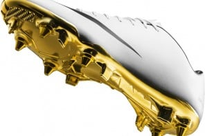 Nike releases special edition gilded football boots to celebrate Cristiano Ronaldo's stellar season