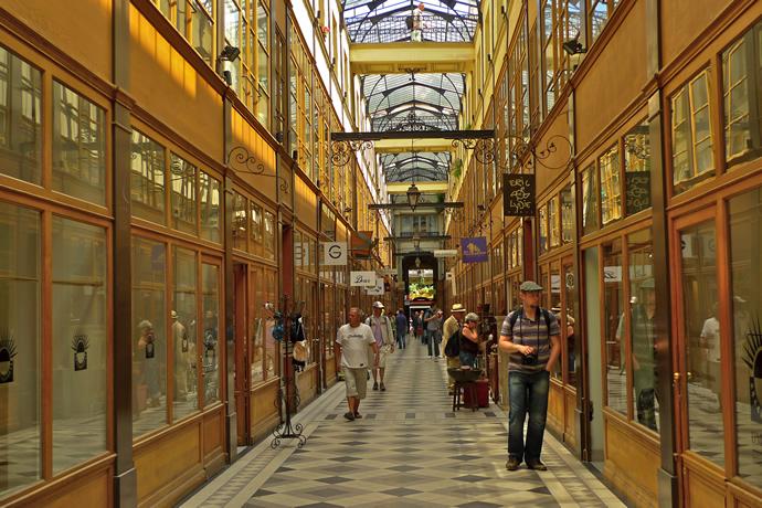 parisian-passages