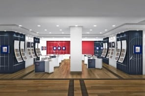 Swatch launches Big Classic Collection with a gentleman's club themed Harrods pop-up