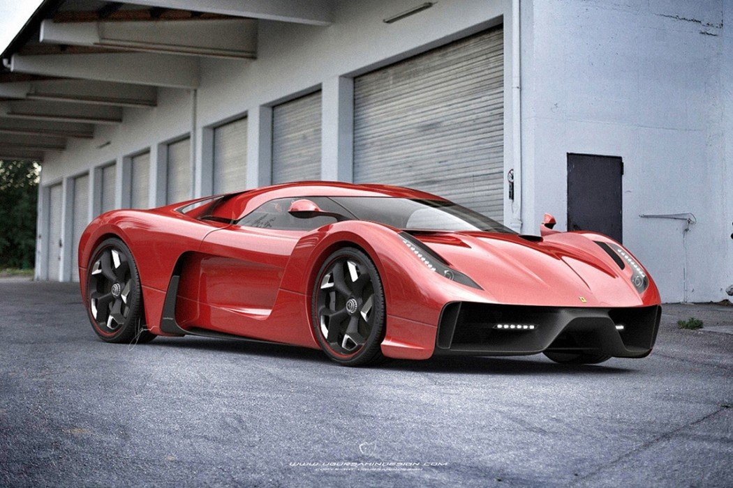 Most Expensive Car In The World 2018 >> Ferrari 458 based Project F by Ugur Sahin is simply breathtaking