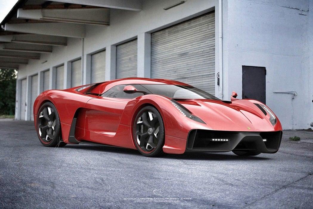 Ferrari 458 Based Project F By Ugur Sahin Is Simply Breathtaking Luxurylaunches