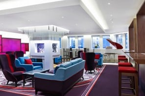 Virgin Money lounge in London is what we want all banks to become one day