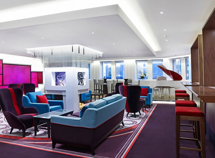 Virgin Money Lounge In London Is What We Want All Banks To