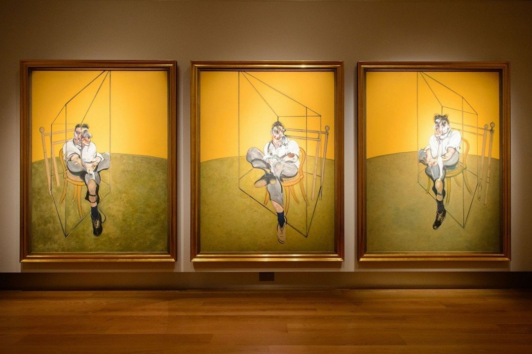 Christies contemporary art sale brings in a record 745 for Contemporary art paintings for sale