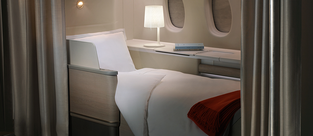 The Best Mattress >> Air France joins the race for luxury supremacy in air, unveils 'La Premiere first class suites'