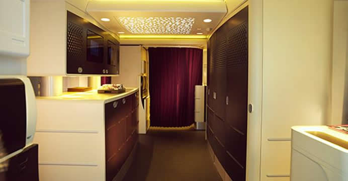 First Class Is Passe Etihads A380 The Residence Has An