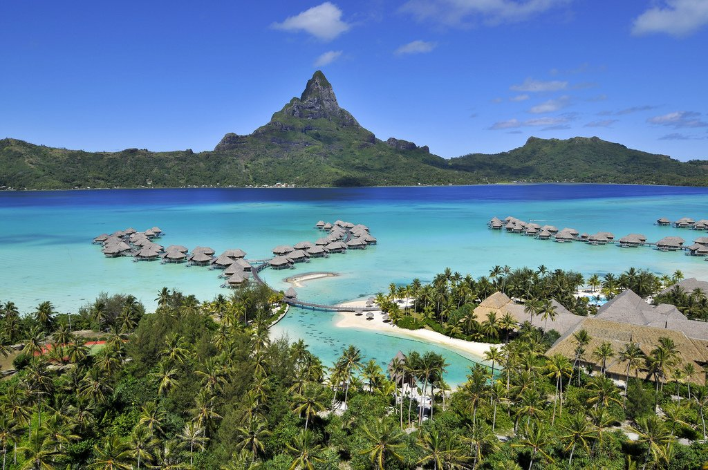 The picturesque Bora Bora will instantly drown your Monday woes - cover