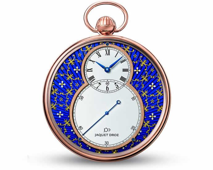 Art Meets Watchmaking Jaquet Droz S Paillon 233 Enameled Limited Edition Timepieces