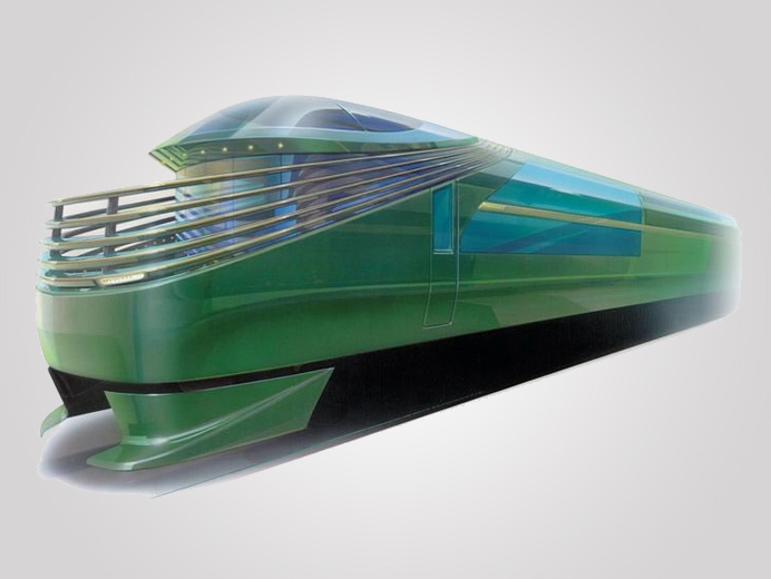 Japan to get an all green luxury sleeper train with an open air deck : Luxurylaunches