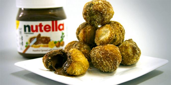 nutella-cronut