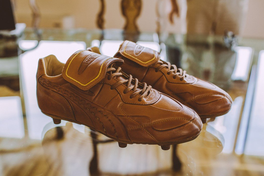 puma king pele limited edition