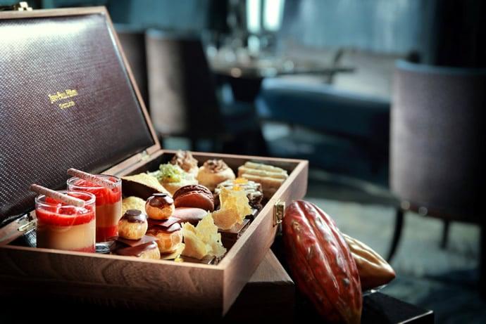 The Ritz Carlton Hong Kong And Renowned Chocolatier Jean