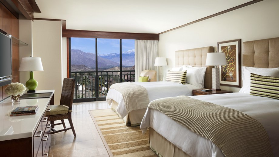 Southern California Luxury Resorts: The Ritz Carlton, Rancho Mirage Is Southern California's
